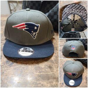 New England Patriots New Era 9fifty NFL hat
